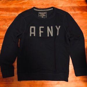 Abercrombie & Fitch sweatshirt-style Sweater.